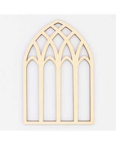 Soporte Madera 104 Ventanal Iglesia