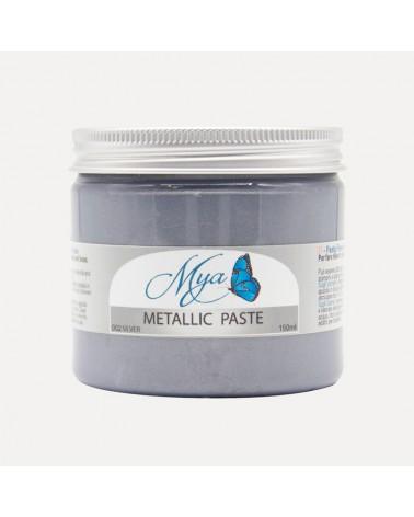 Metallic Paste MYA 002 Plata Vieja