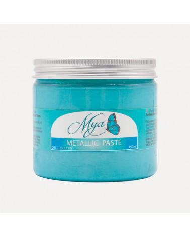 Metallic Paste MYA 007 Turquoise