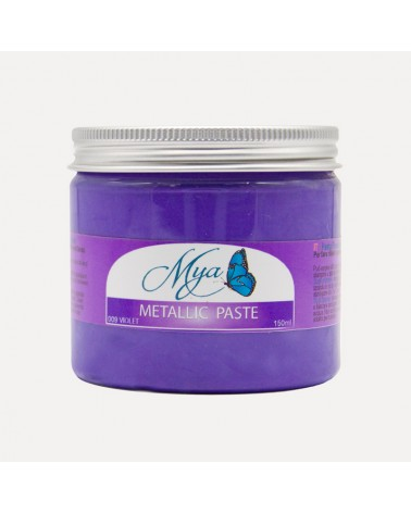 Metallic Paste MYA 009 Violet