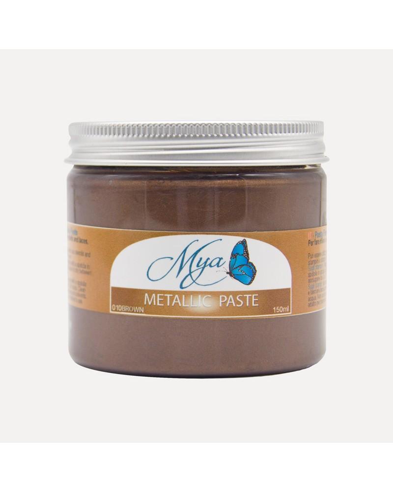 Metallic Paste MYA 010 Brown