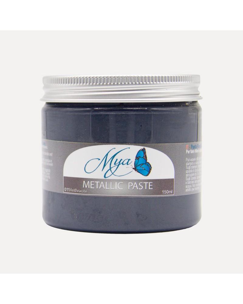 Metallic Paste MYA 011 Antracita