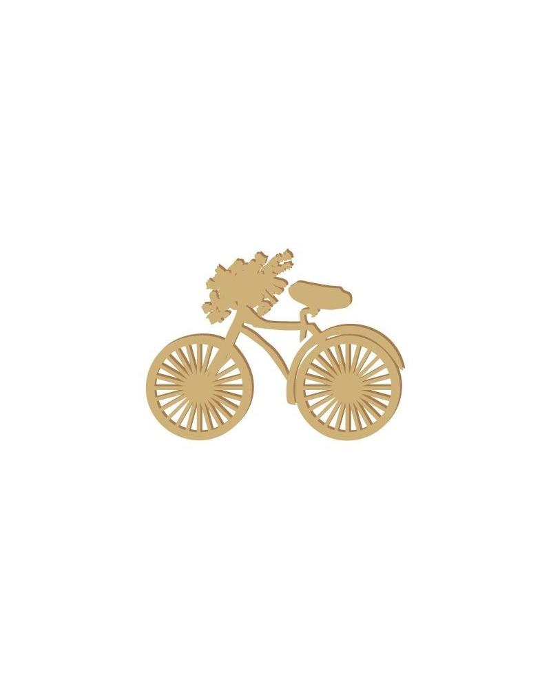 Silueta Figura 007 Bicicleta