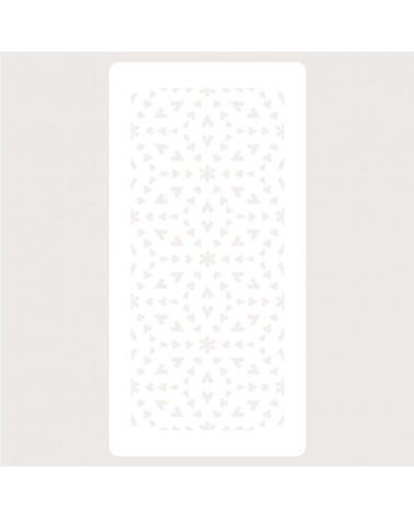Stencil Deco Scrapbooking 129