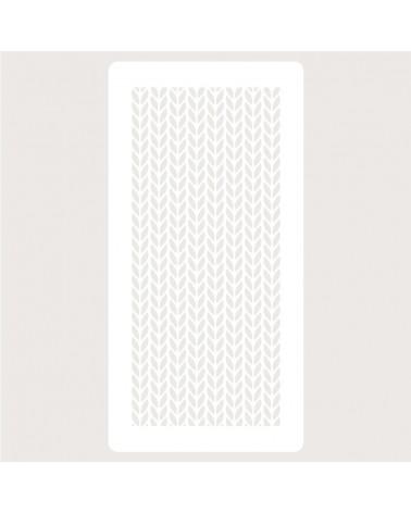 Stencil Deco Scrapbooking 130