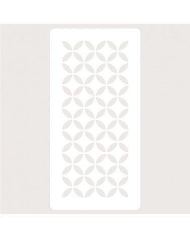 Stencil Deco Scrapbooking 137