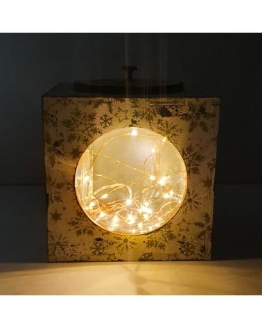 Kit DIY 036 Caja con Claraboya y Tapa
