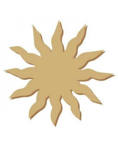 Silueta Mini 007 Sol
