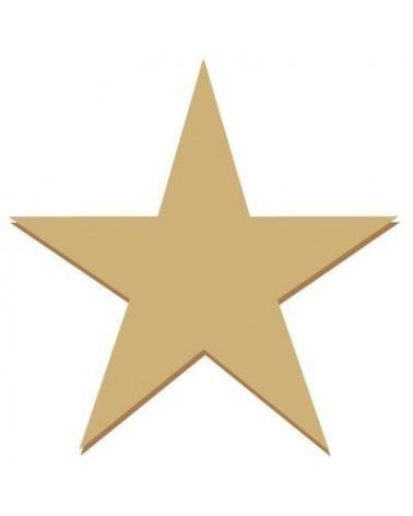 Silueta Mini 020 Estrella