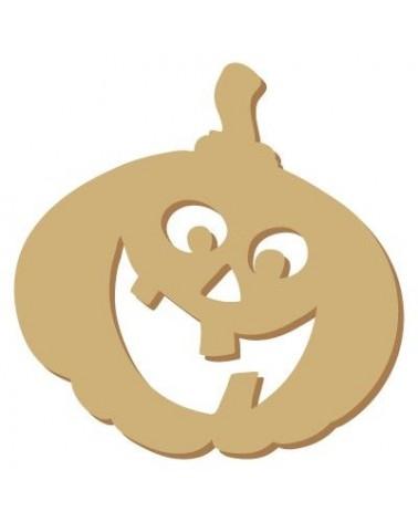 Silueta Mini 053 Halloween 2 Calabaza