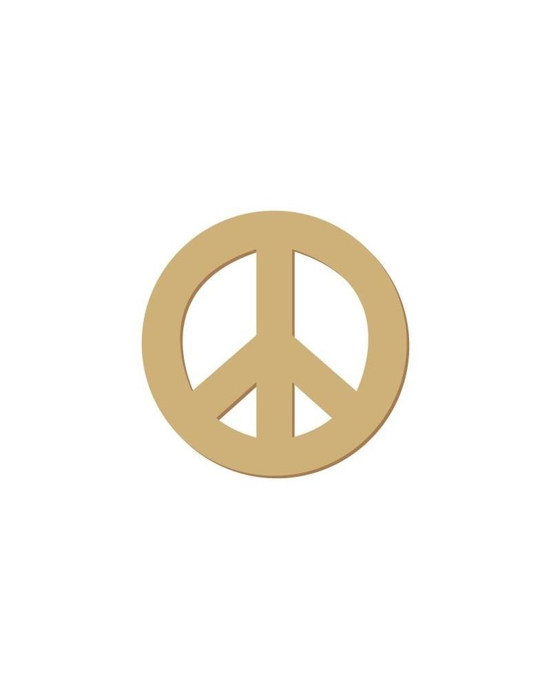 Silueta Mini 067 Simbolo Paz