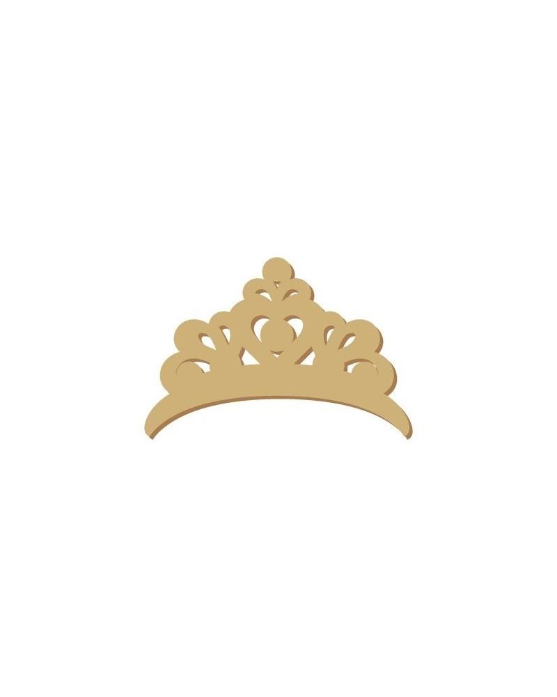 Silueta Mini 075 Corona Princesa