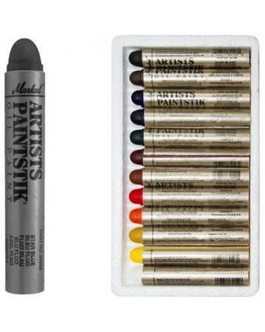 Pintura Markal Paintstik Pro 50ml Set Profesional 12 Colores