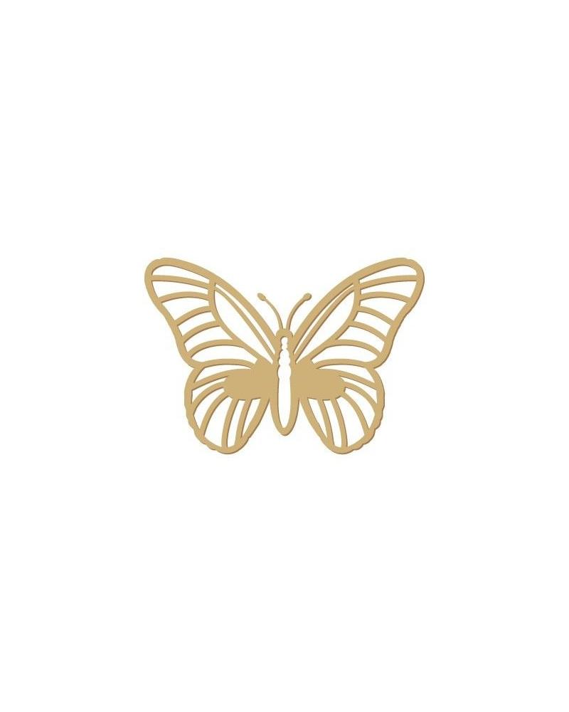 Silueta Figura 048 Mariposa