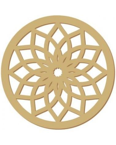 Silueta Figura 119 Mandala