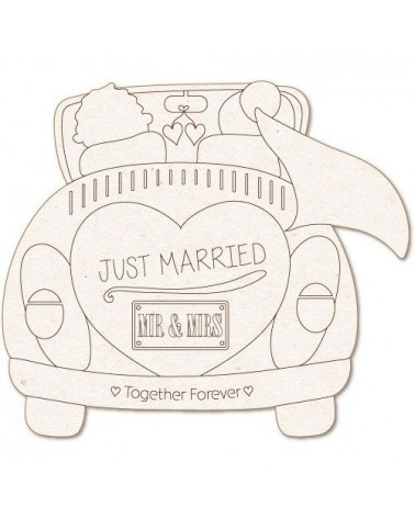 Silueta Figura 145 Just Married