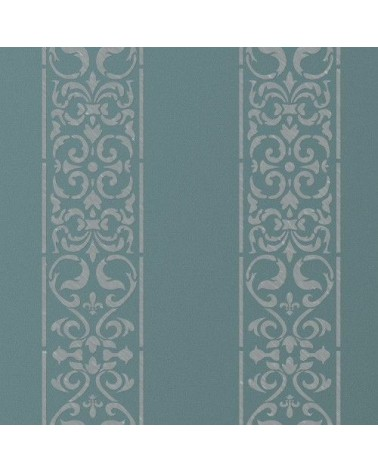 Wall Stencil Border 007 Arabesque Fez