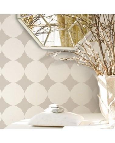 Wall Stencil Geometric 003 Tanger 2