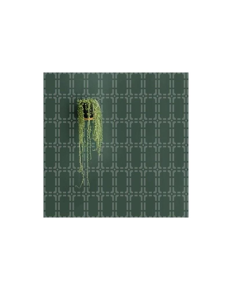 Wall Stencil Geometric 009 Sesentas 3