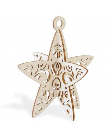 Soporte 3D 019 Estrella Navidad