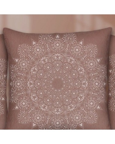 Stencil Home Decor Roseton 012 Mandala