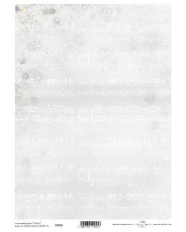 Papel Scrapbooking SC015 A4