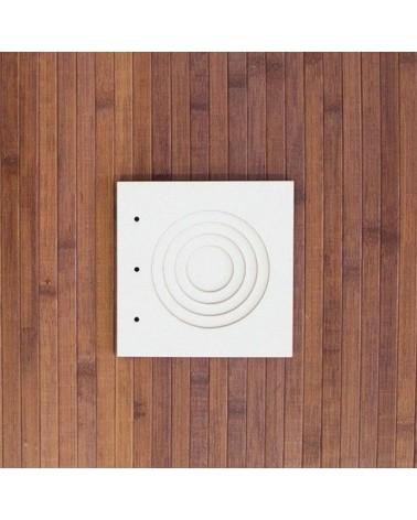 Álbum 010 DM 15x15 Tunel Concétrico por Aurora Almunia