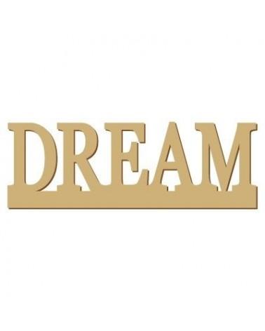 Soporte Cartel Madera 008 Dream