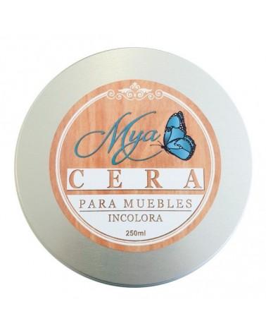 Cera MYA Incolora 250ml 03