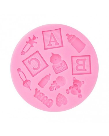 Silicone Mold 006 Baby