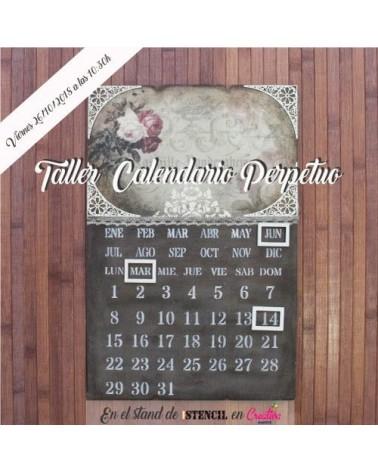 Perpetual Calendar Workshop