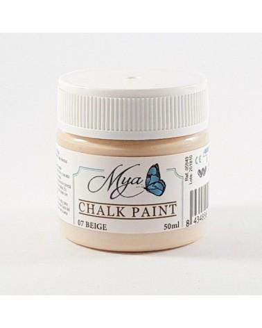 Pintura Chalk Paint MYA 07 Beige 50ml