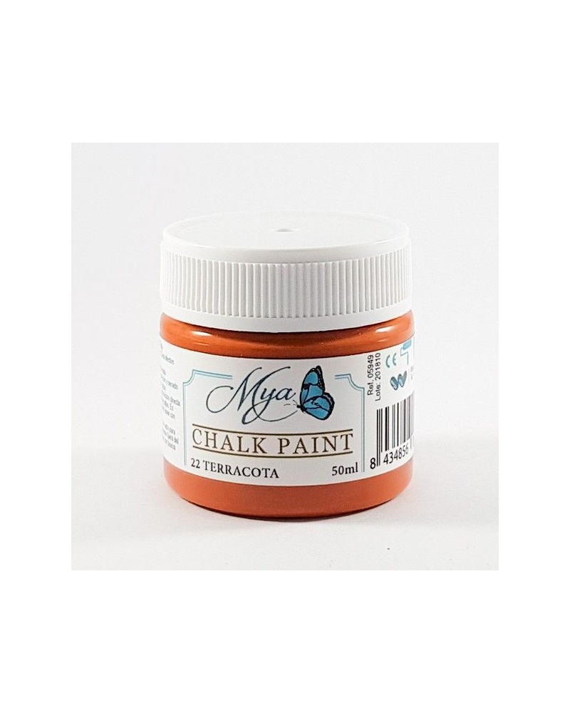 Pintura Chalk Paint MYA 22 Terracota 50ml