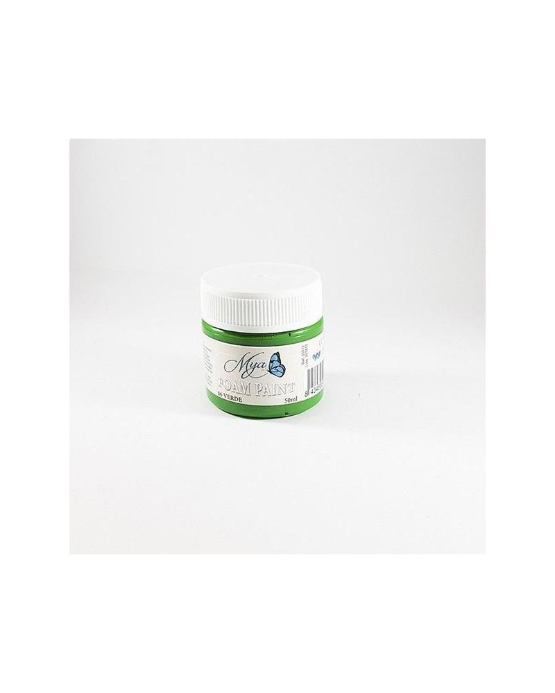 Foam Paint MYA 06 50ml Verde Brillo