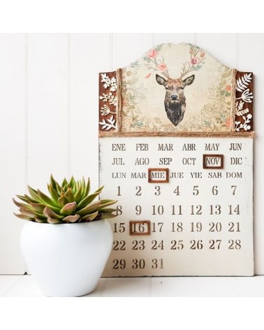 Kit 001 Calendario Perpetuo 1