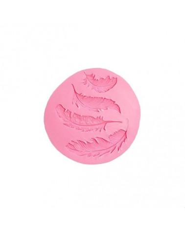 Silicone Mold 035 Feathers