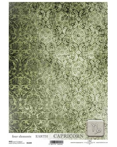Papel de Arroz Decoupage R1439 A4