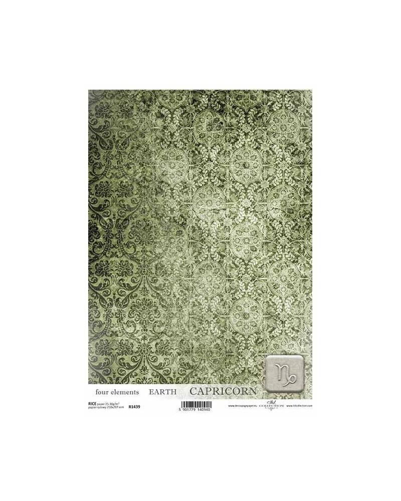 Papel de Arroz Decoupage R1439 A4