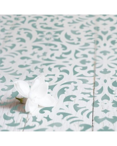 Stencil Home Decor Estampado 006