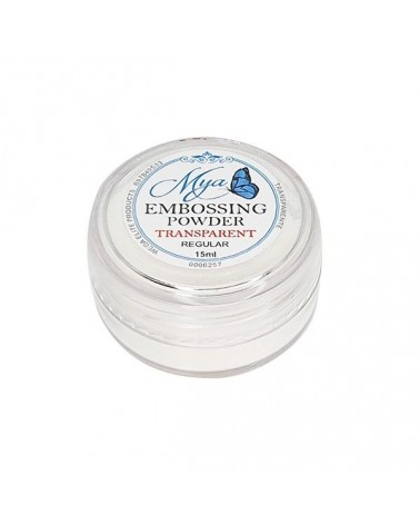 Embossing Powder MYA 01 Transparent 15ml