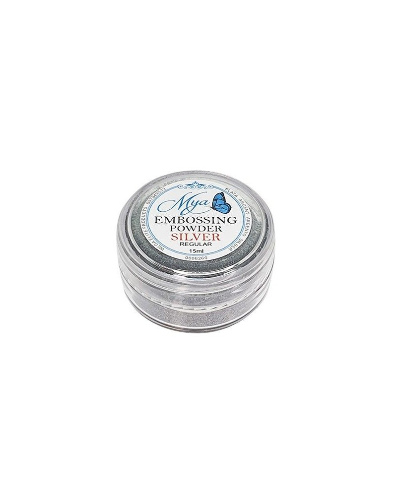 Embossing Powder MYA 04 Silver 15ml
