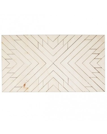 Kit DIY 023 Mosaico rectangular