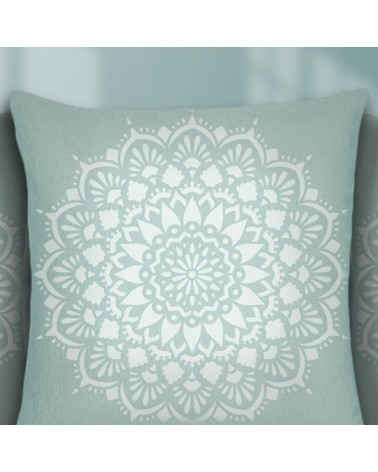 Stencil Home Decor Mandala 018