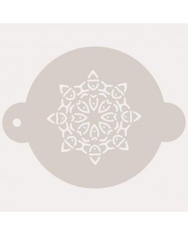 Stencil Reposteria Arabesco 001