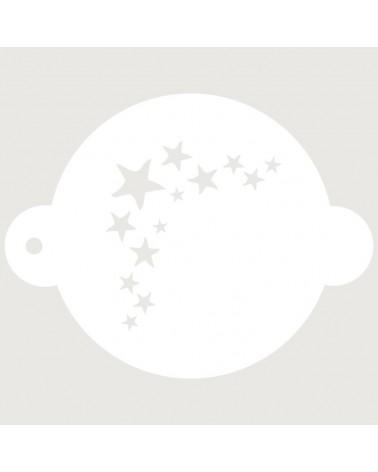 Stencil Reposteria Arabesco 024