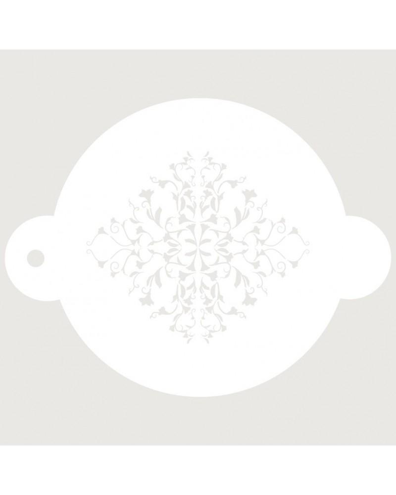 Stencil Reposteria Arabesco 030