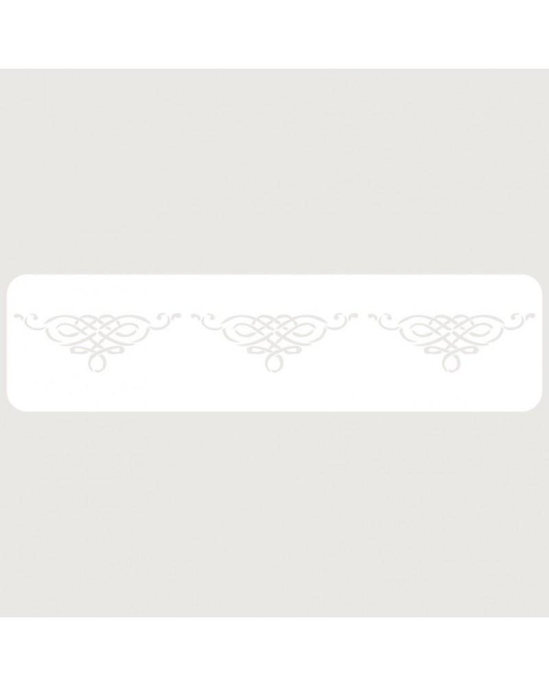 Stencil Reposteria Contorno 009