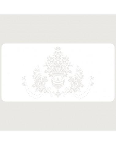 Stencil Reposteria Contorno 017