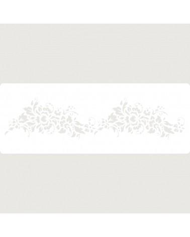 Stencil Reposteria Contorno 019