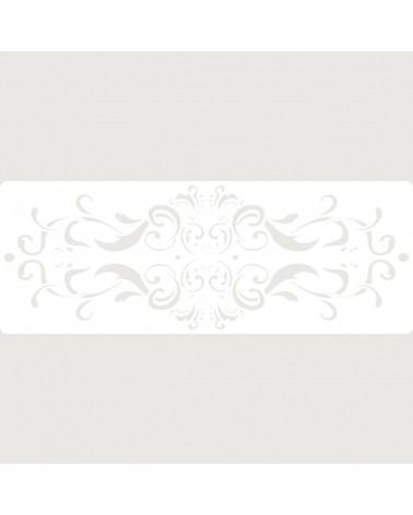 Stencil Reposteria Contorno 020